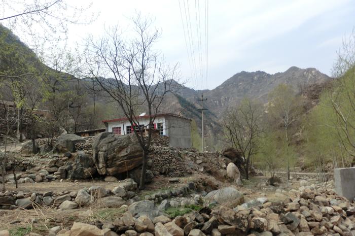 河北云花溪谷风景区及旅游民俗村规划建设高清图片