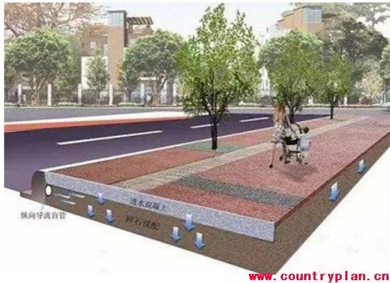 海绵城市能充分发挥城市绿地